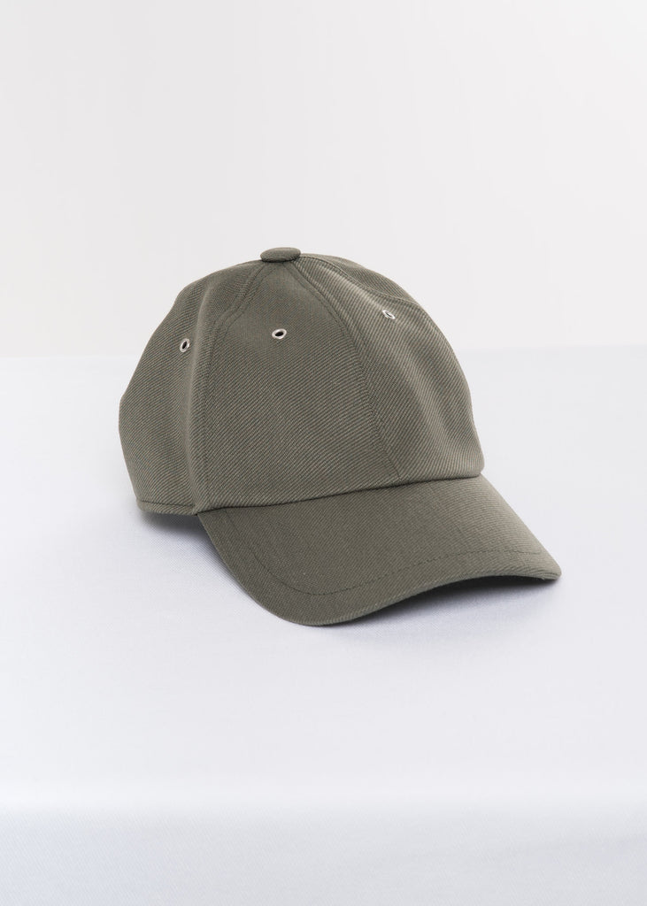 Green Elastic Band Baseball Cap