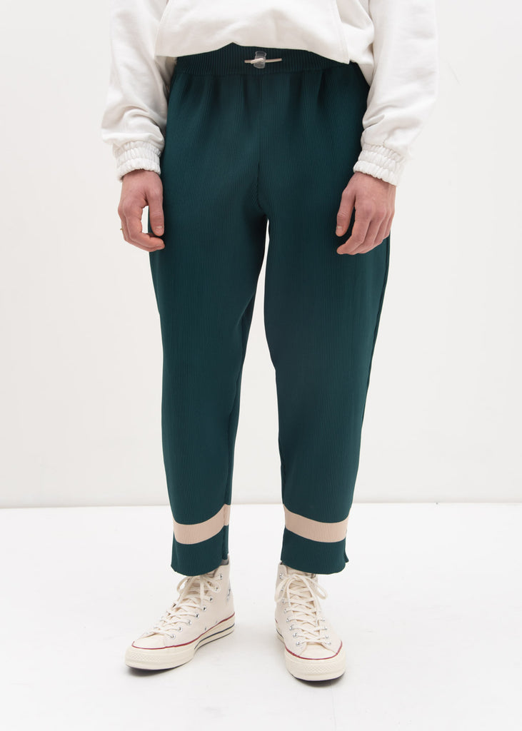Green Suit Lounge Pants