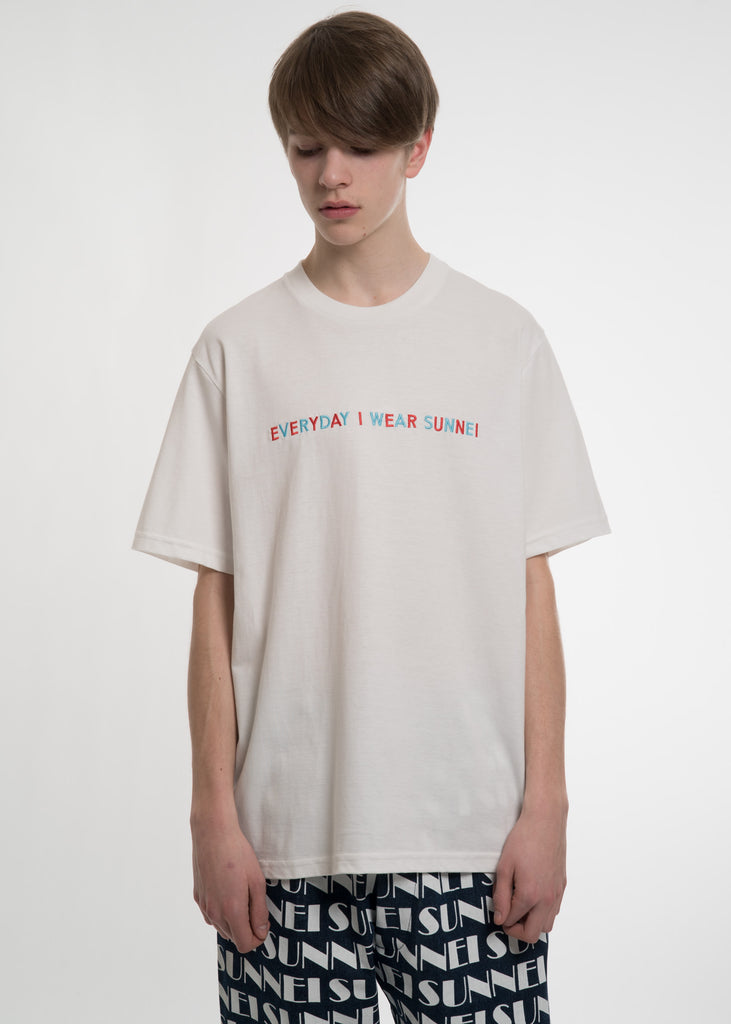 White Everyday T-Shirt