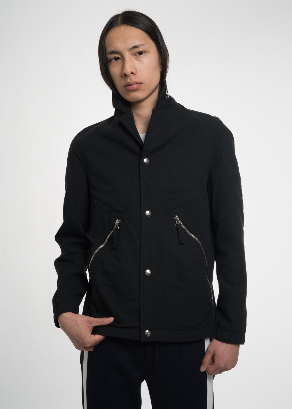Black Coach Jacket