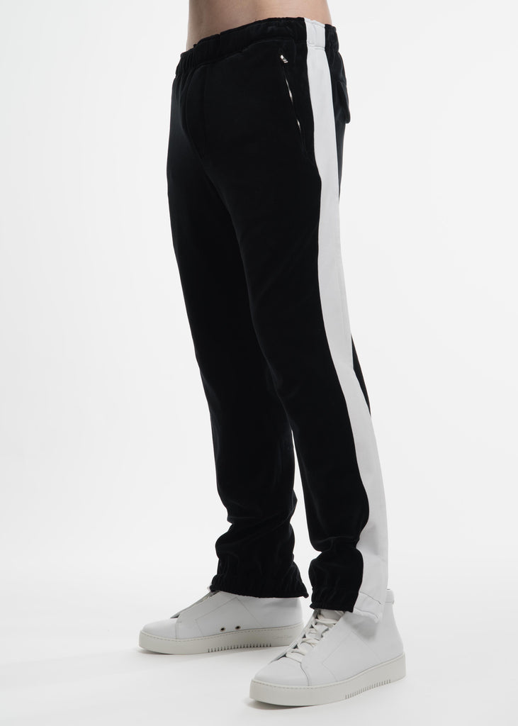 Tim Coppens, Black Lux Jogger, 017 Shop