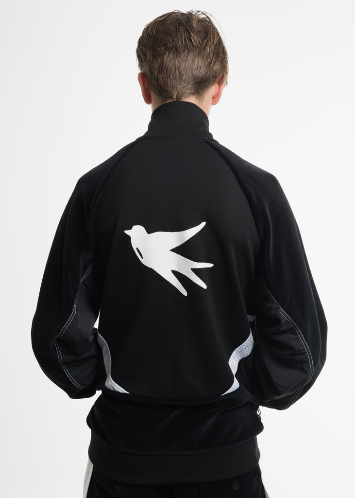 Black XTC Track Jacket
