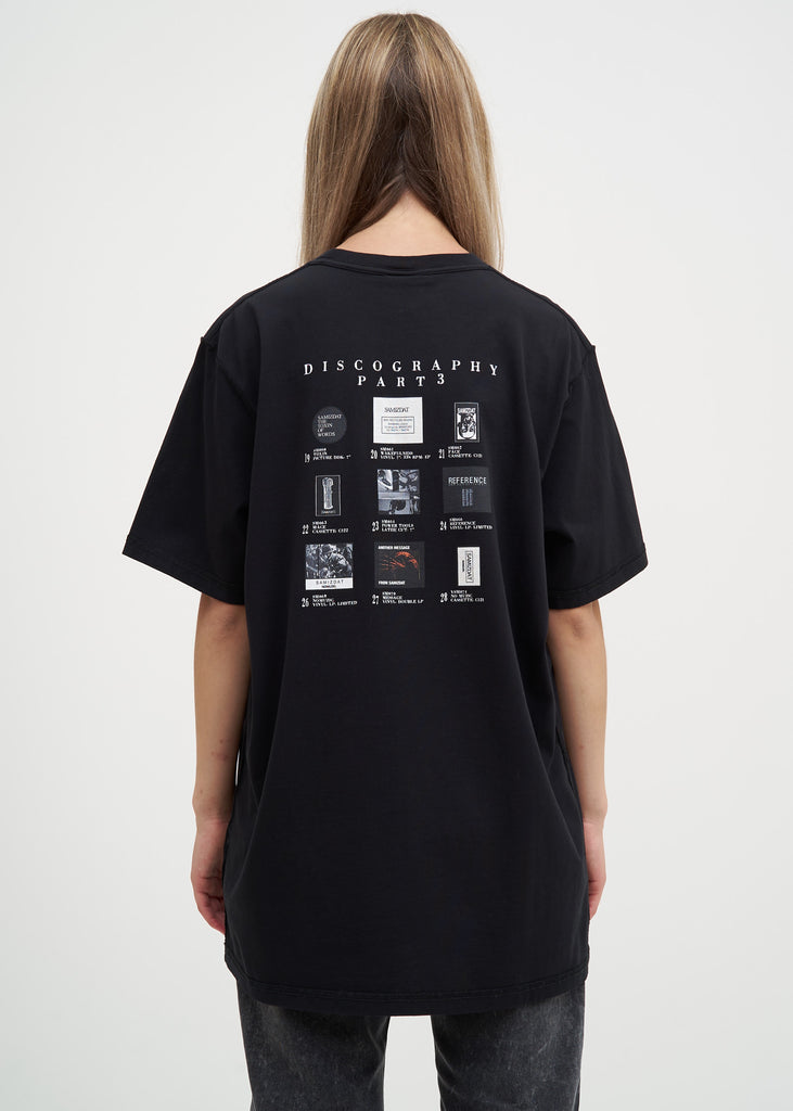 Black Discography T-Shirt