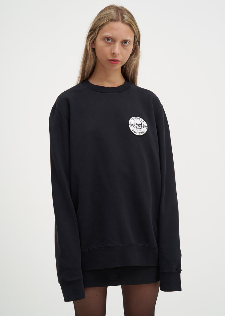 Black PVT Sweatshirt