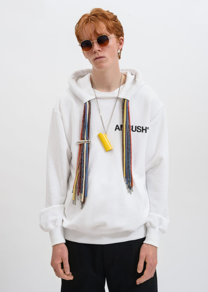 Yellow Lighter Case Necklace 2