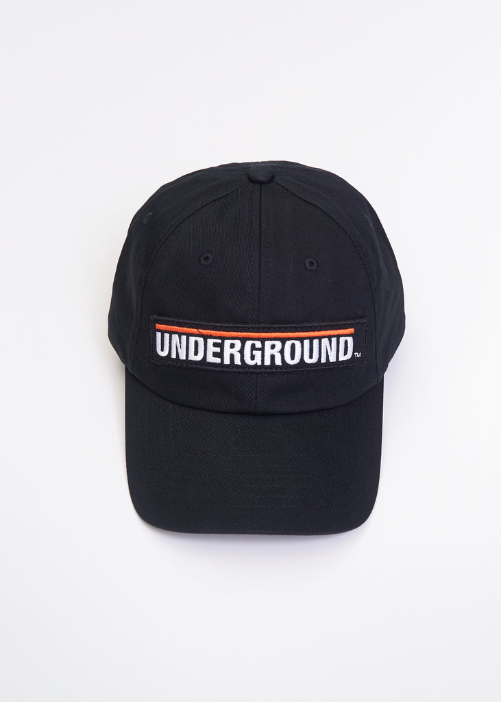 Etudes, Black Tuff Underground Hat, 017 Shop