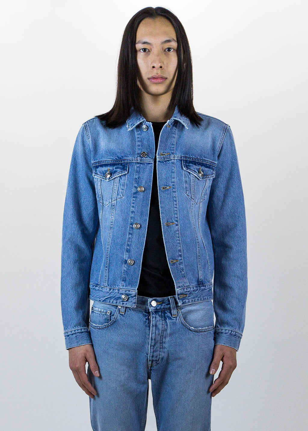 Harmony, Dimitri Denim Jacket, 017 Shop