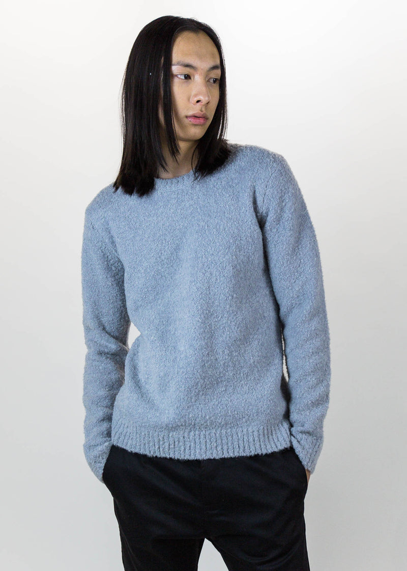 Grey Willie Knitted Sweater