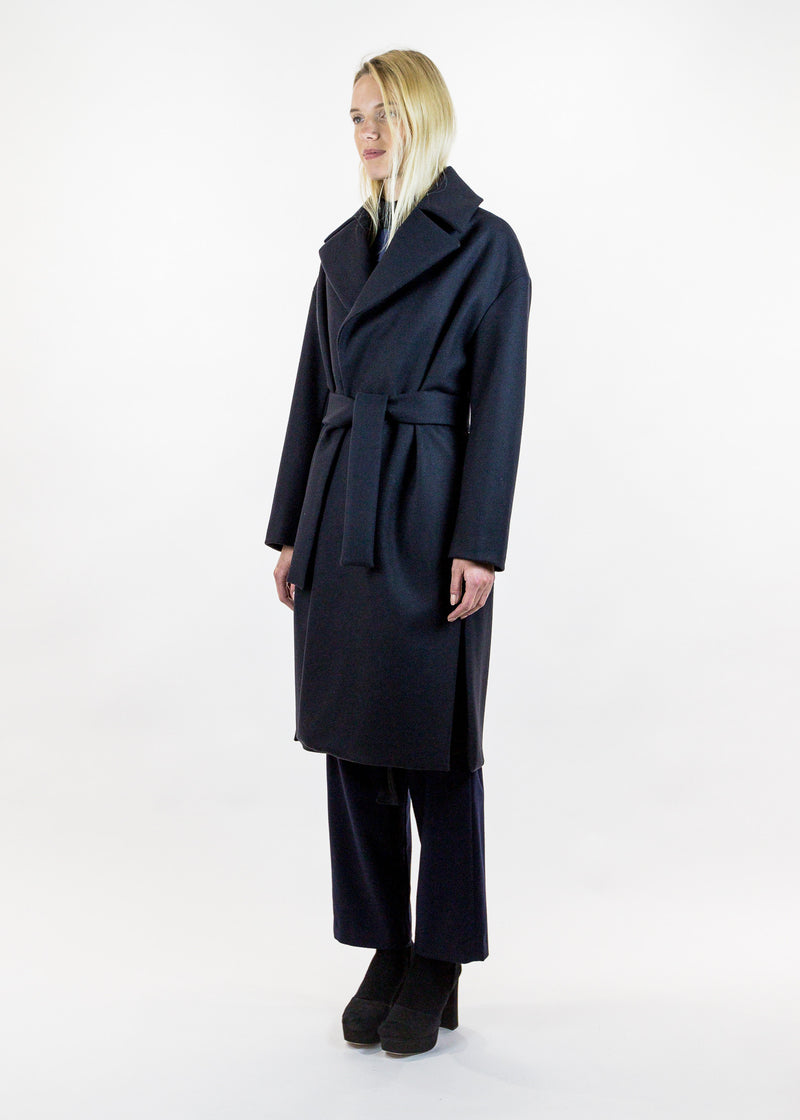 Maggy Belted Coat