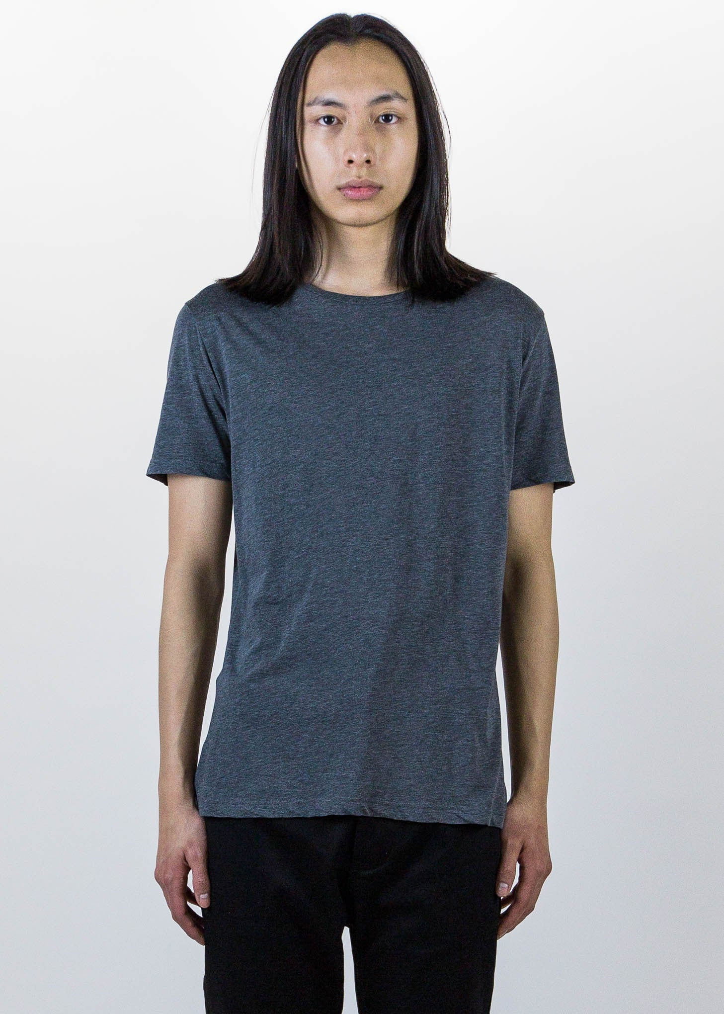 Grey Terry T-Shirt