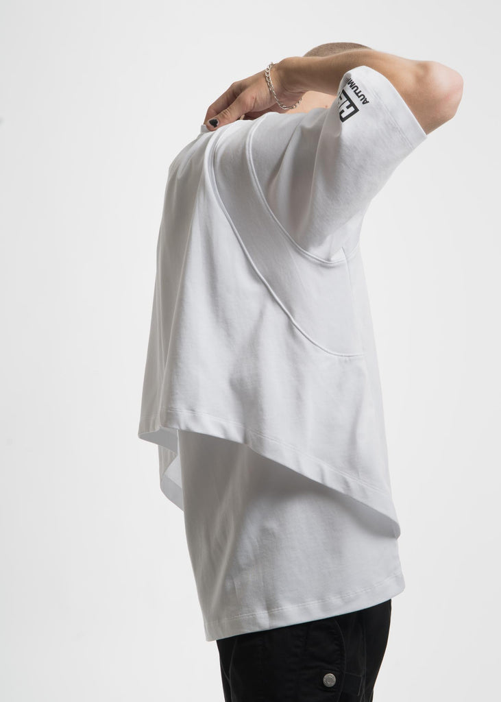 White Box Fit Tall Tee