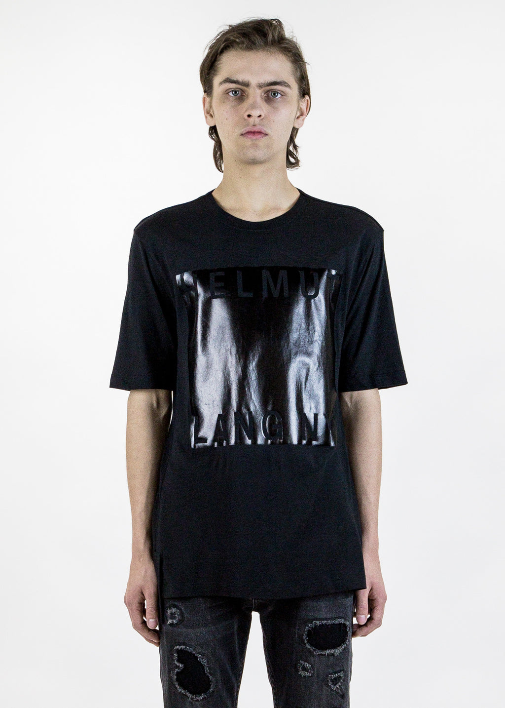 Black Box Film Print T-Shirt