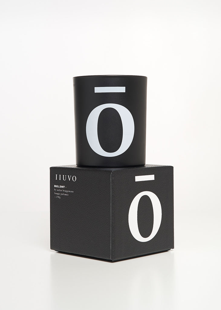 IIUVO, BULLSHIT Scented Candle, 017 Shop