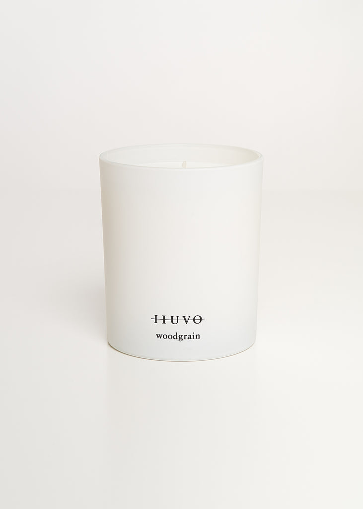 IIUVO, Woodgrain Scented Candle, 017 Shop