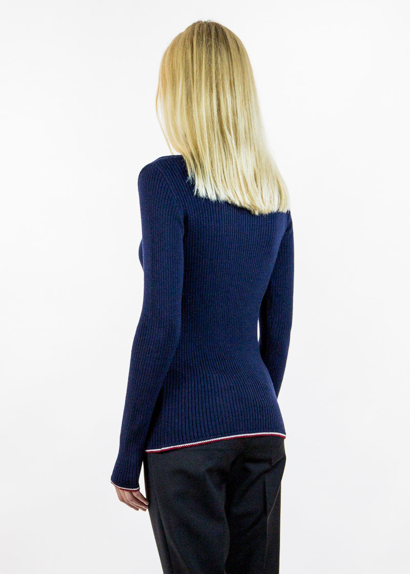 Extrafine Wool Pullover