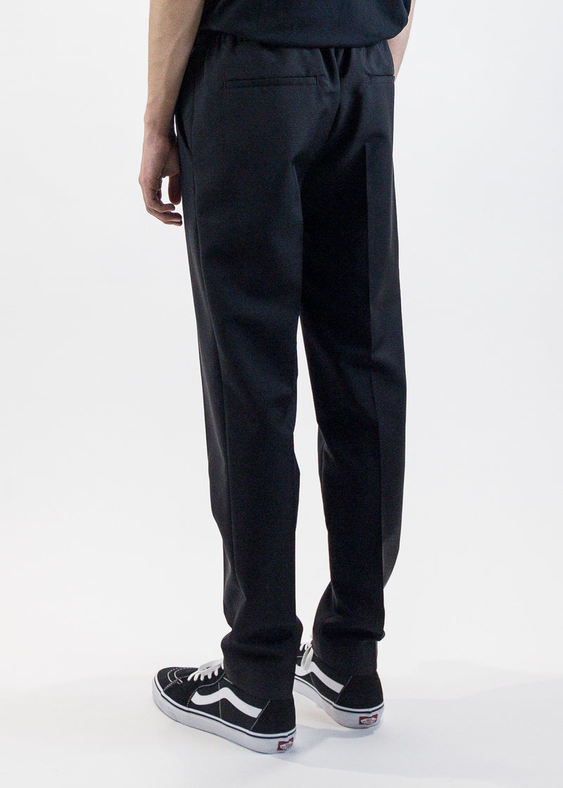 Black Paolo Trousers