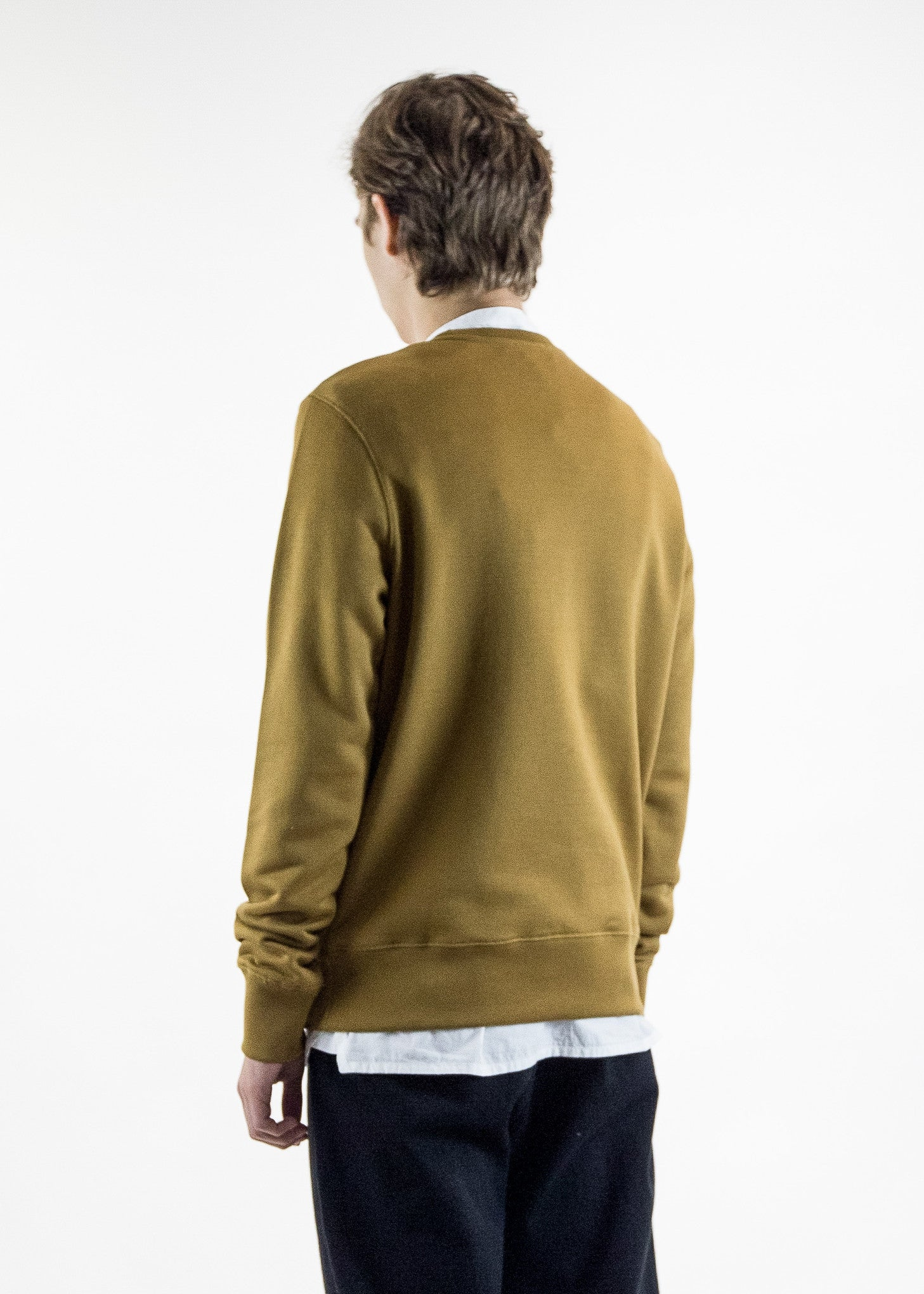 Noah Sweatshirt with Felt Detail