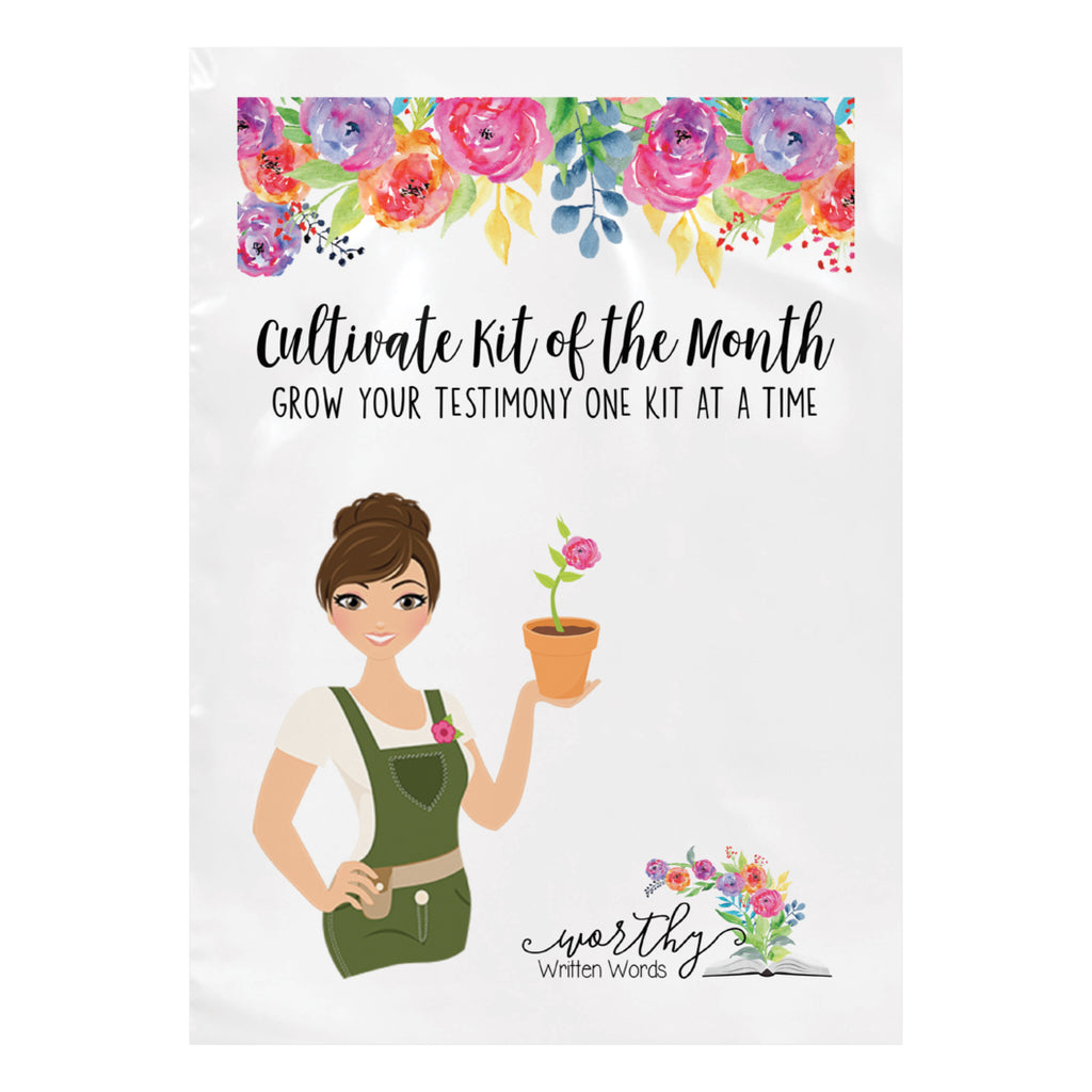Cultivate Kits Monthly Subscription