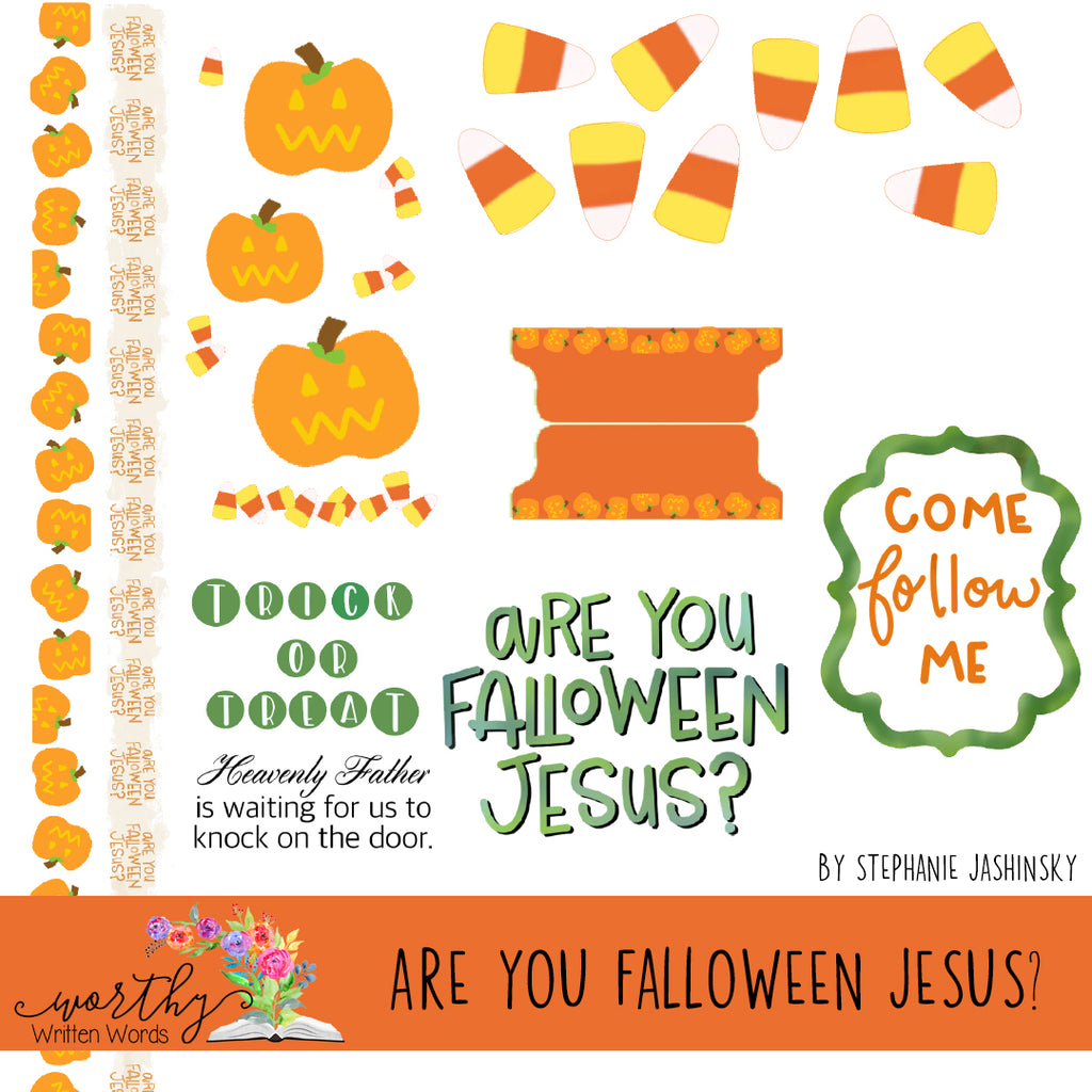 Are You Falloween Jesus?
