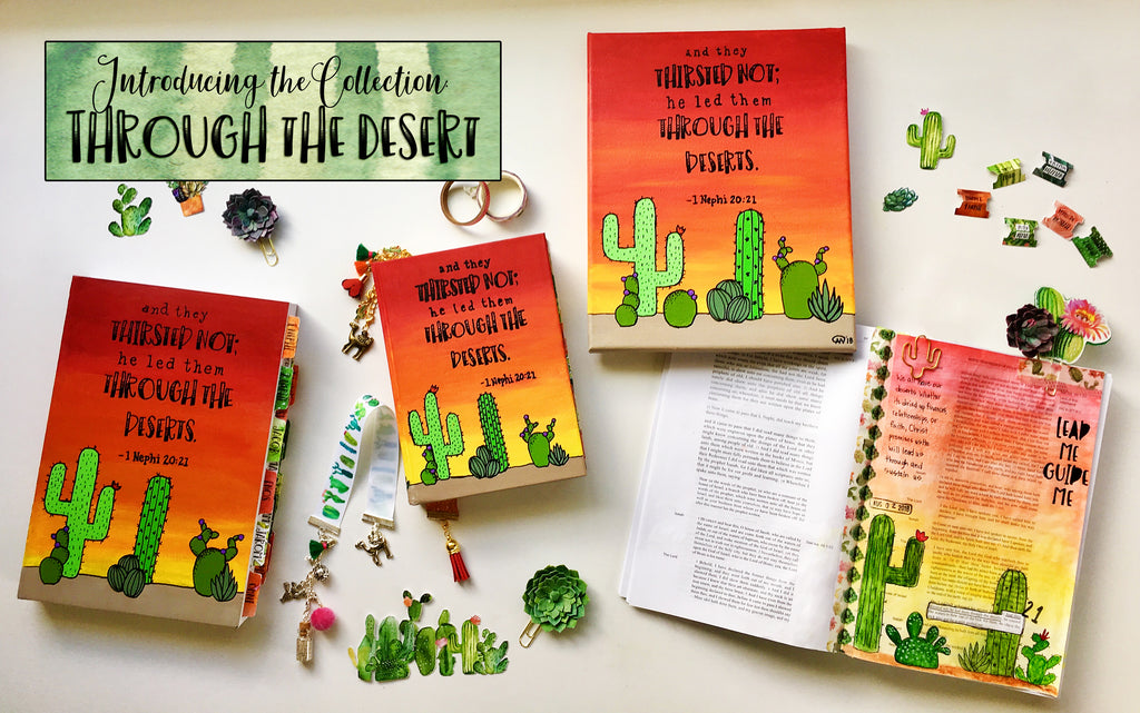 Book Bling: Through the Desert
