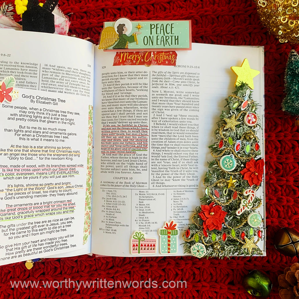 Oh Christmas Tree Page Kit