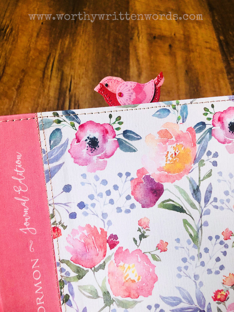 Blessed in Abundance - Floral Bird Kit