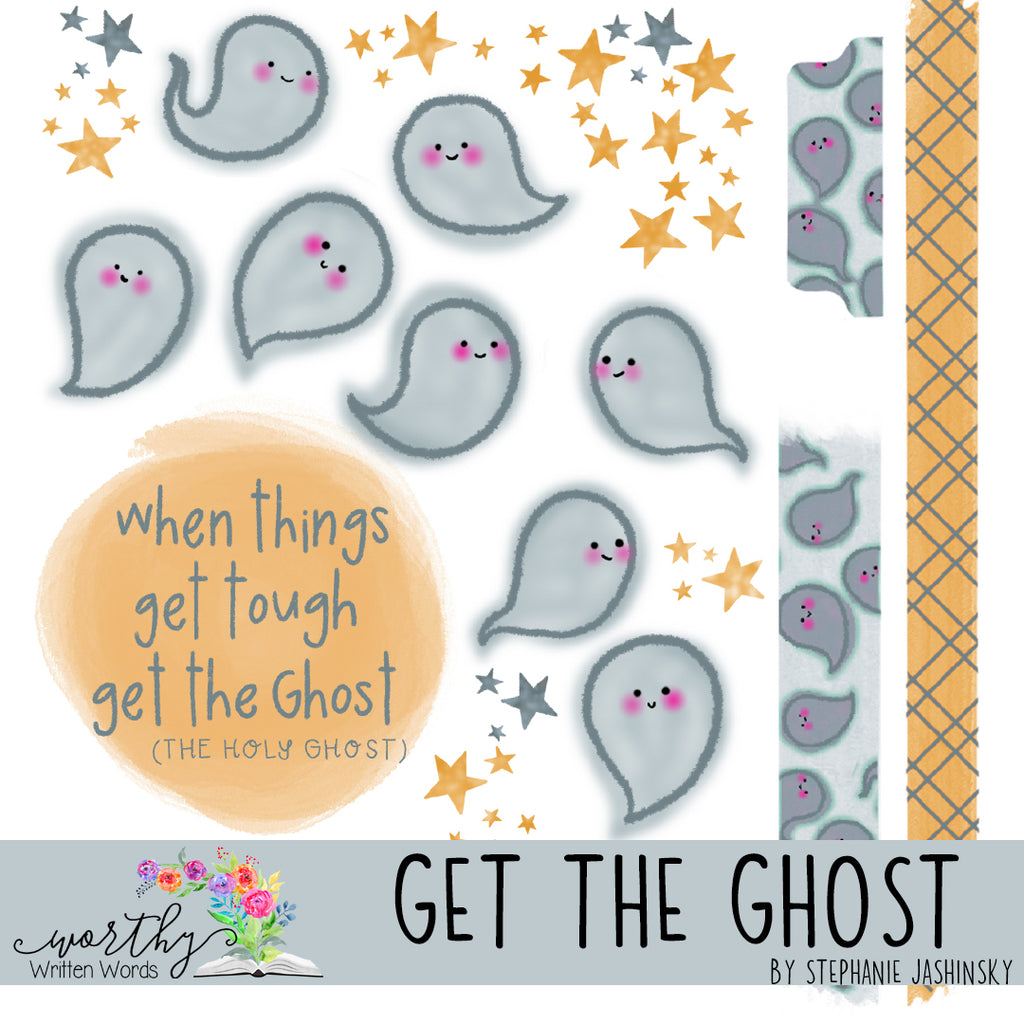 Get the Ghost