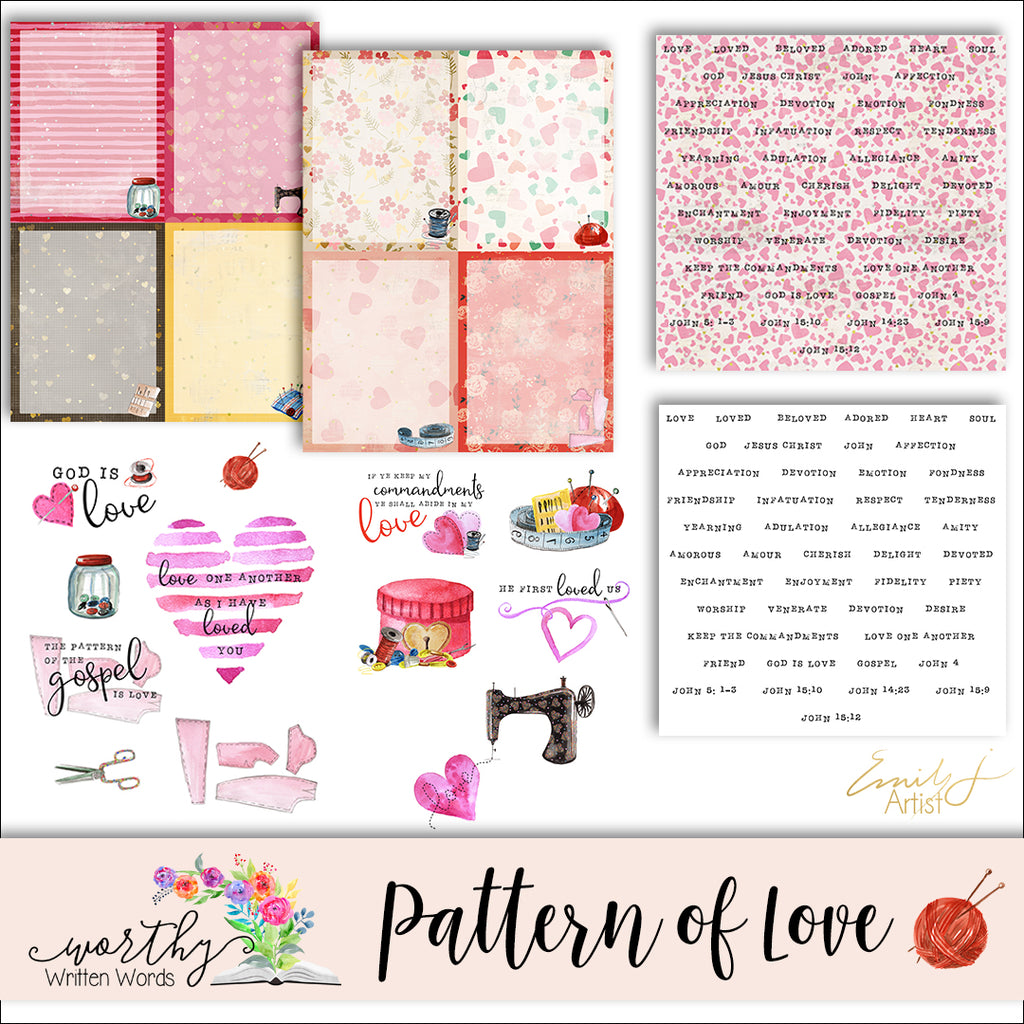 Pattern of Love