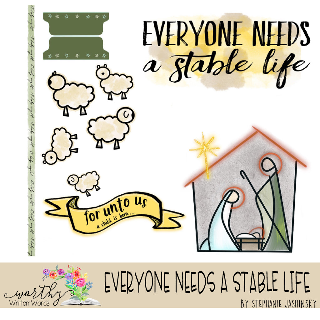 Everyone Needs A Stable Life