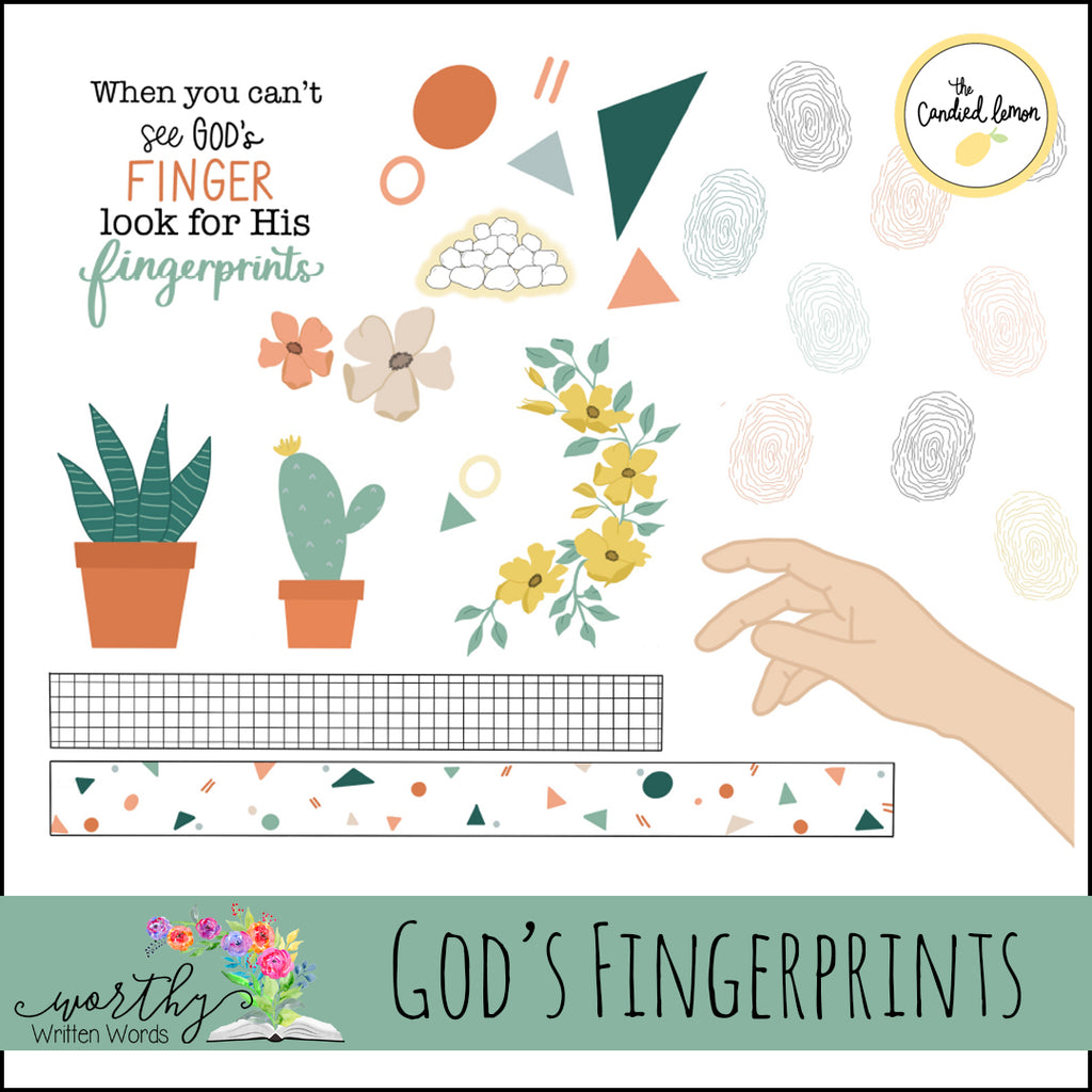 God's Fingerprints