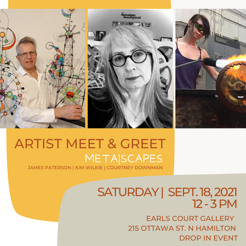 Metascapes artist meet and greet