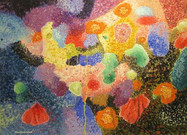 Madelaine Ward - A Splash of Colour