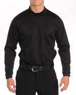 AWS421-10073- Black Heavyweight Under Shirt