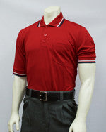 USA300- Short Sleeve Red Umpire Shirts