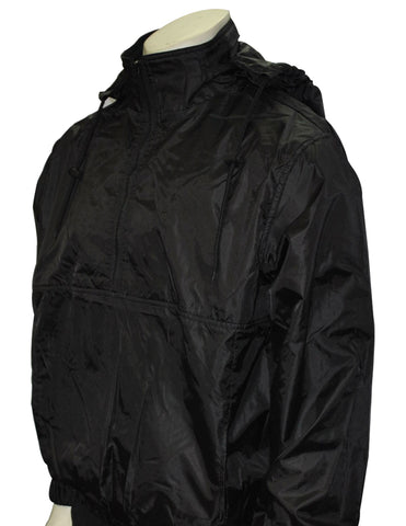 BBS368 - Waterproof Windbreaker Half-Zip Jacket