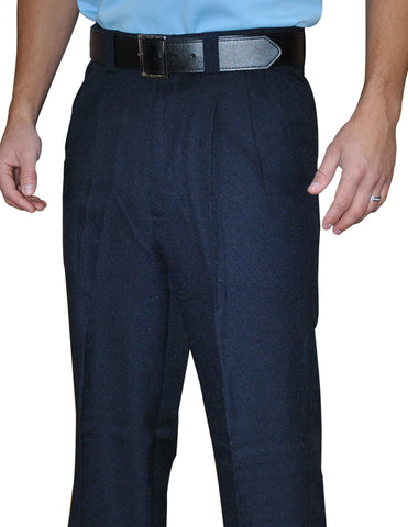 BB-S375 NAVY - COMBO PANTS W/ EXPANDER WAIST