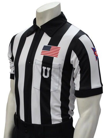 USA115CFO- Short Sleeve Football Shirt