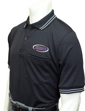 USA300KYBLK -3947- Men's Short Sleeve Umpire Shirt