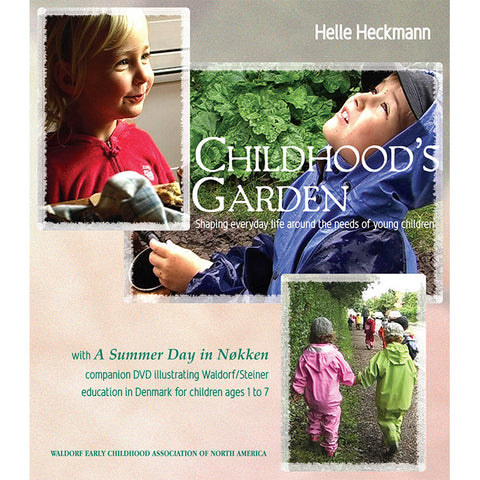 Childhood's Garden and Summer Day in Nøkken - book and DVD
