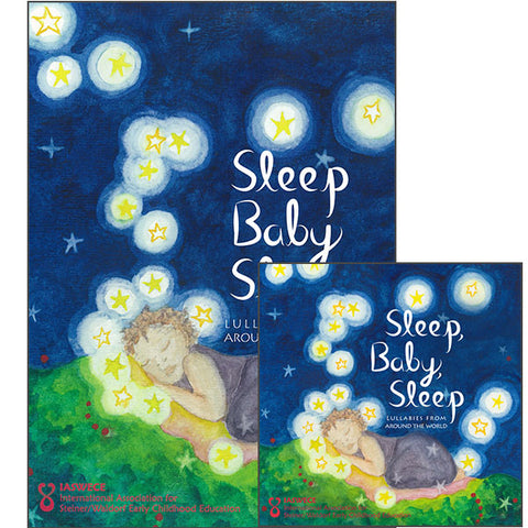 Sleep Baby Sleep: Lullabies from Around the World - Book and CD Set