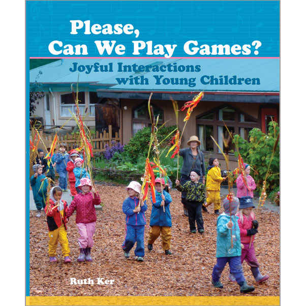 Please, Can We Play Games? Joyful Interactions with Young Children