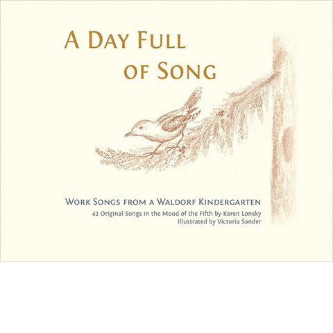 A Day Full of Song Companion CD