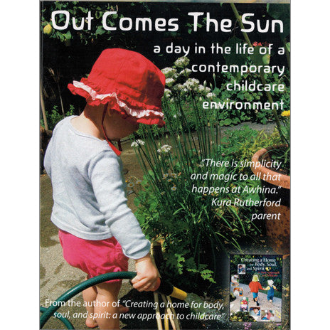 Out Comes the Sun: A day in the life of a contemporary childcare environment