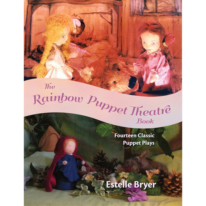 The Rainbow Puppet Theatre Book
