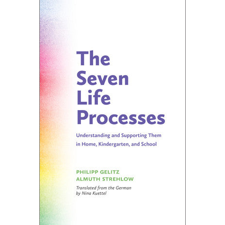 The Seven Life Processes - Understanding and Supporting Them in Home, Kindergarten, and School
