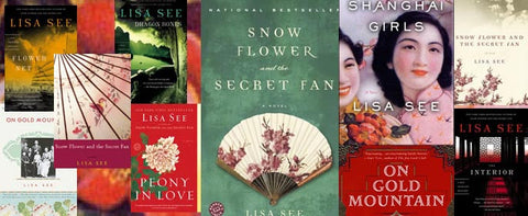 Novels by Lisa See