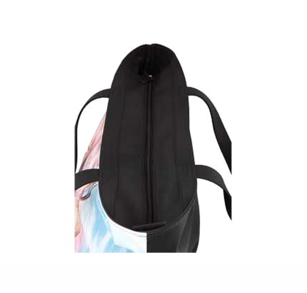 Why Are We Hiding? | Large Tote with Zipper for $115.00 at Przekop Design Company