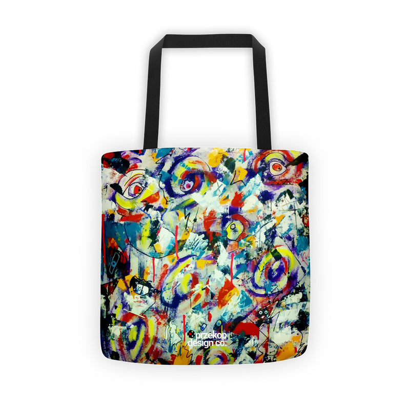 Ridiculous Anger | All Over Tote bag - Przekop Design Co.