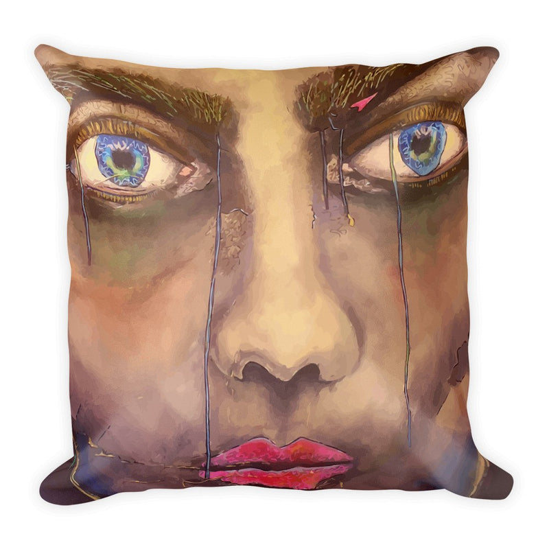 Hope is Eternal | 18 x 18-inch Pillow for $34.00 at Przekop Design Company