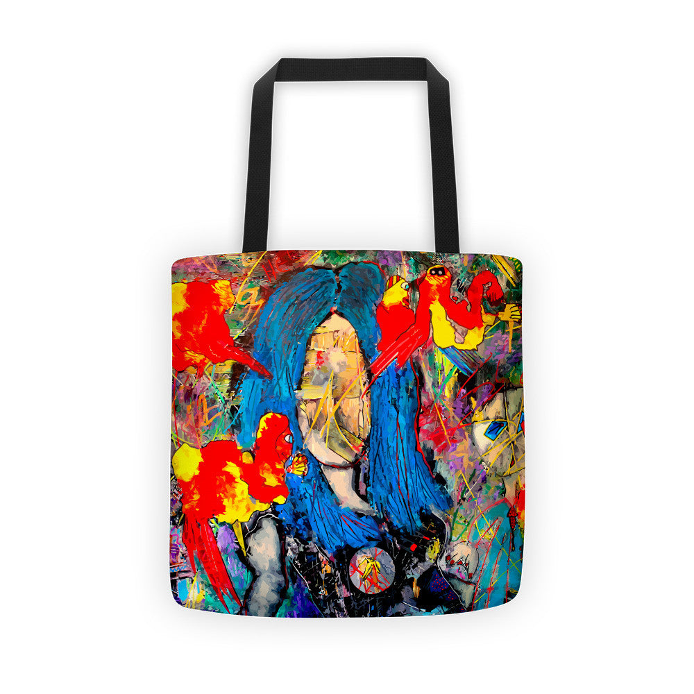 Blinded by Life | Tote bag for $34.00 at Przekop Design Company